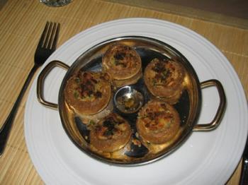 Gevulde champignons 2