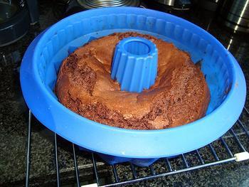 Chocoladecake 5
