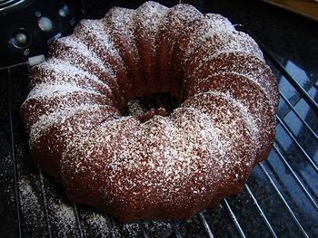 Chocoladecake 6