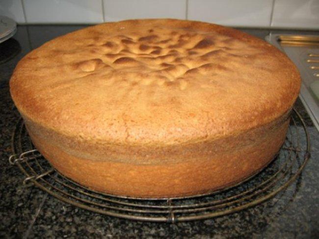 recept biscuit voor taart