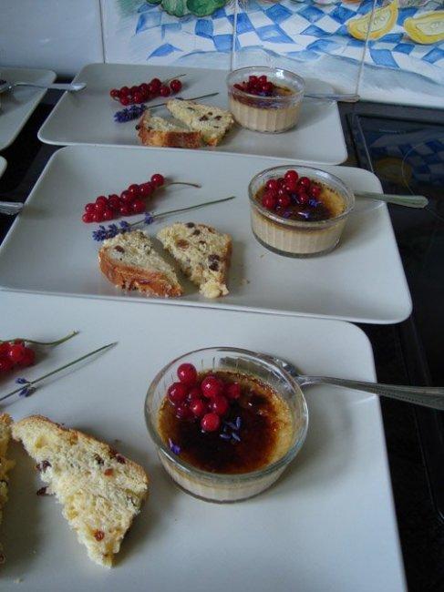Crème brûlée van foie gras 1