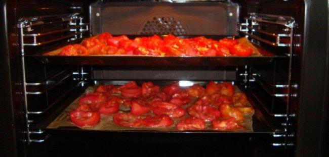 Gedroogde tomaten 1