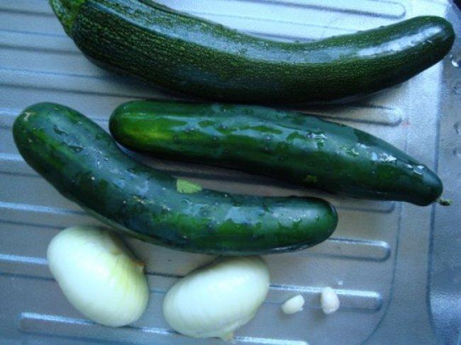 Komkommersoep 1