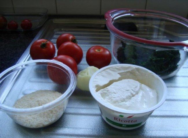 Lasagne met ricotta en spinazie 1