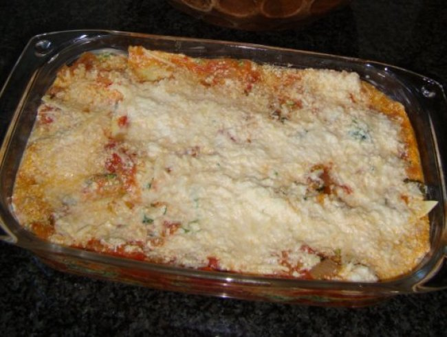 lasagne met ricotta en spinazie recept pizza pasta of deegwaren gette. Black Bedroom Furniture Sets. Home Design Ideas