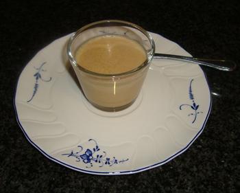 Panna cotta van mokka en karamel 6