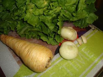 Vegetarische winterrisotto 3