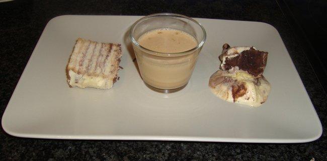 Panna cotta van mokka en karamel 1