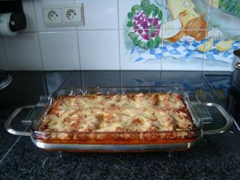 Cannelloni met ricotta en spinazie 2