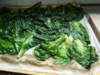 Chinese koolbladeren gevuld met rundgehakt 3