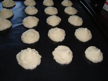Rotsjes of rochers van kokos 6