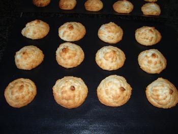 Rotsjes of rochers van kokos 8