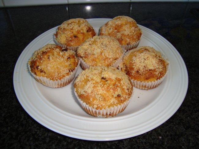 Hartige muffins 1