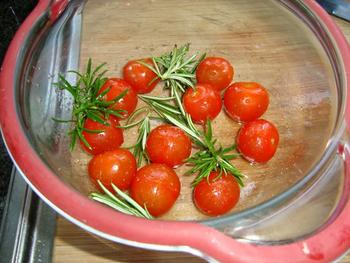 Lamskroontje met portosaus, groentjes en aardappelpotje 6