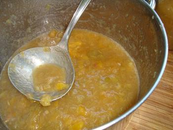 Rabarber - abrikozenconfituur 5