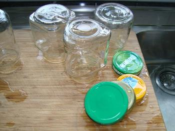 Rabarber abrikozenconfituur zonder suiker, gezoet met steviapoeder 3