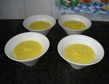 Rijstpap met bruine suiker 5