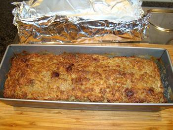 Terrine met ham en cranberry's 6