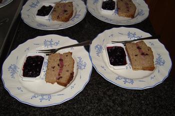 Terrine met ham en cranberry's 8