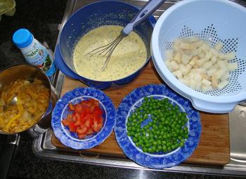 Vegetarische quiche of groentetaart 2