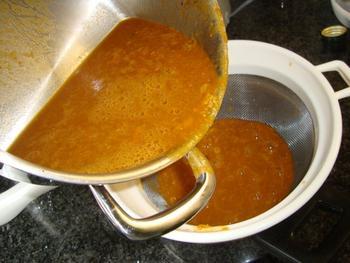 Garnalensoepje of bisque van garnalen 5