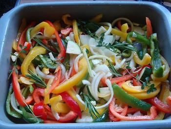 Geroosterde groenten 2