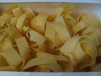 Pasta met rundfilet en stroganoffsaus 6