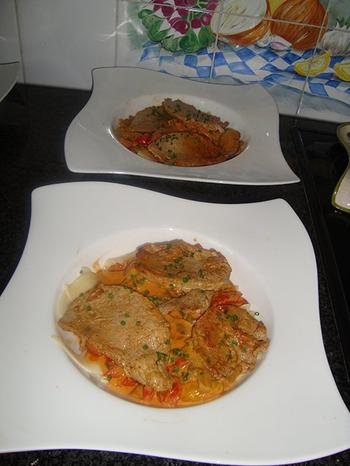 Pasta met rundfilet en stroganoffsaus 7