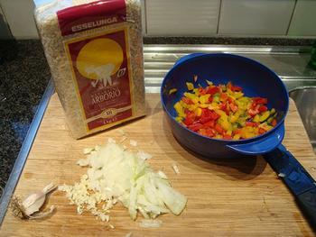 Sint Jacobsvruchten, risotto met rivierkreeftjes en saffraansaus 3