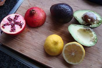 Vismousse met avocadomousse 5
