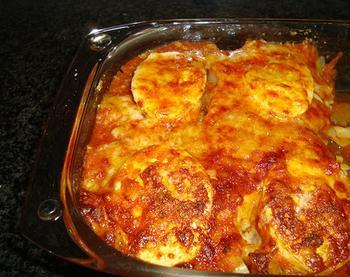 Witloof op zijn Portugees met pasta 6