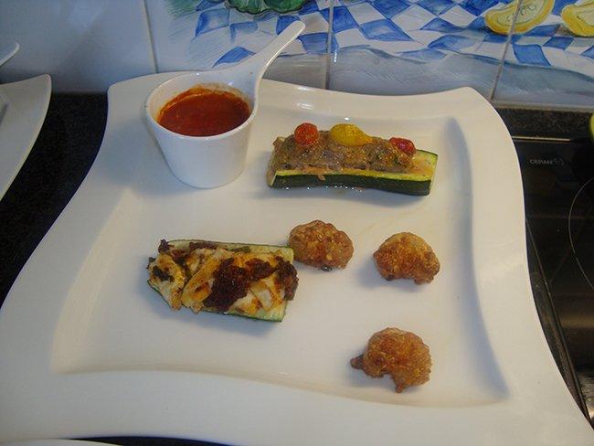 Palmiers met kaas en tijm 1