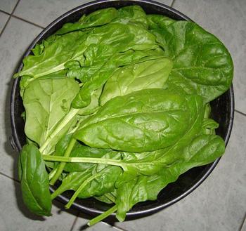 Broccoli - spinaziesoep 2