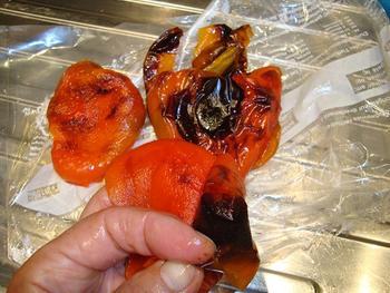 Carpaccio met paprikapesto en kaas 4