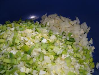 Eenvoudige runderbouillon met groentjes 6