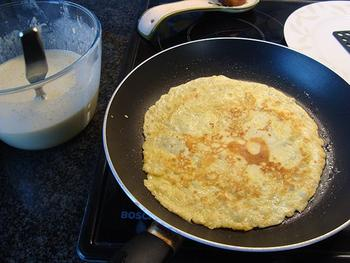 Flensjes of dunne pannenkoeken 5