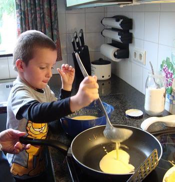 Flensjes of dunne pannenkoeken 7
