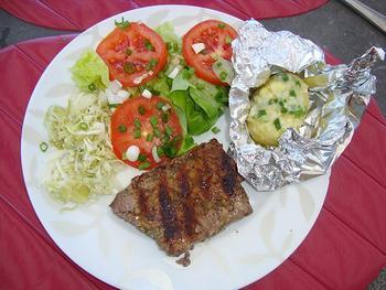 Geroosterde biefstuk 5
