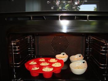 Hartige muffins met kaas en kruiden 7