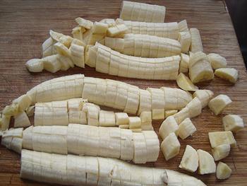 Kruisbessen-banananconfituur 3