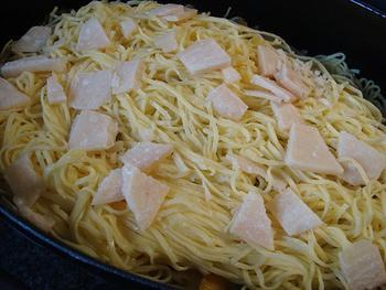 Lasagne met andijvie en pompoen 10