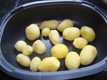 Saltimbocca van kip met kaas en paprika 5