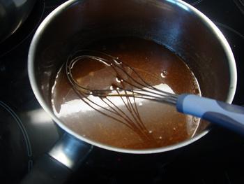 Speculaasijs met karamel-speculaassaus 6
