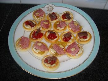 Toastjes of snap cups 2