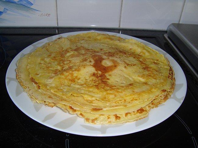Flensjes of dunne pannenkoeken 1