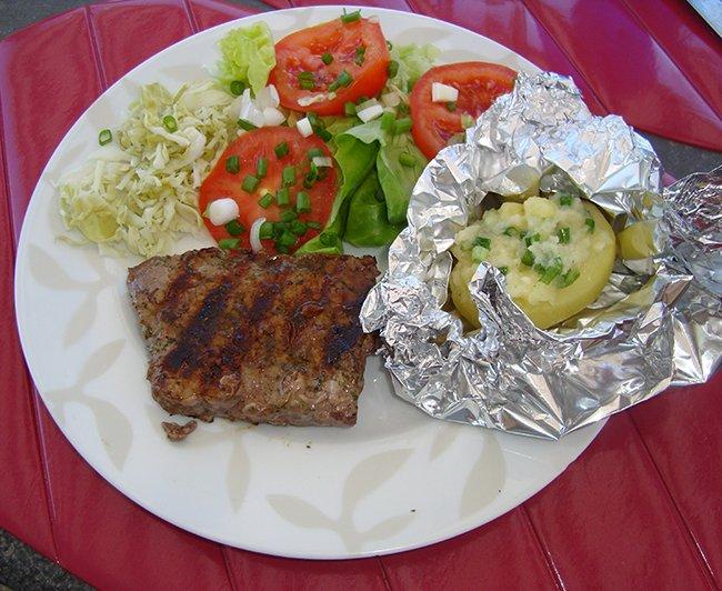 Geroosterde biefstuk 1