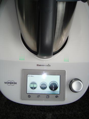 Bloemkool met melksaus of kaassaus en aardappelen in de thermomix 3