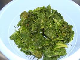 Boerenkrulkoolstamppot met een knapperig korstje en chipolata 3