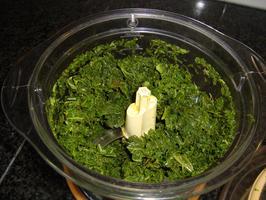 Boerenkrulkoolstamppot met een knapperig korstje en chipolata 4