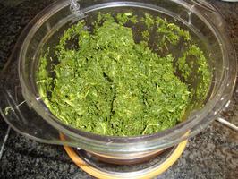 Boerenkrulkoolstamppot met een knapperig korstje en chipolata 5